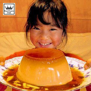 バケツプリン 約1リットル | スイーツ 贈り物 二次会 記念日 パーティー デザート 子供  誕生日 バースデー プレゼント|aionline-japan