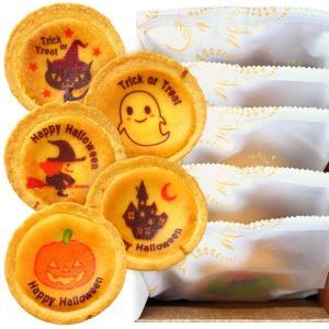 ハロウィン チーズ タルト 5個 化粧箱入り | Halloween お菓子 かわいい プレゼント タルト 洋菓子|aionline-japan