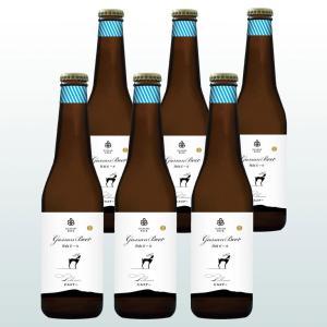 お中元 ビール ギフト 月山 ピルスナー 330ml 6本 詰め合わせ | 山形 地ビール クラフト 麦酒 お酒 お祝い 内祝 御中元 暑中 残暑 見舞い|aionline-japan