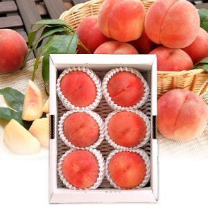 敬老の日 プレゼント フルーツ 桃 もも 山形県産 秀品 約2kg 6〜8玉 詰め合わせ 8月 9月 モモ 敬老の日 フルーツ|aionline-japan