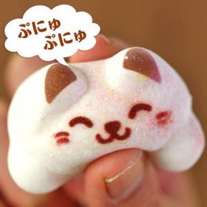 Latte ラテ マシュマロ ラテマル 3個 詰め合わせ | お菓子 かわいい 猫 ねこ 動物 スイーツ プレゼント|aionline-japan|04