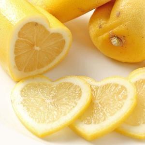 ハートレモン 8玉 広島県産 化粧箱箱入り | レモン フルーツ ハート型 贈答 果 物 くだもの かわいい インスタ映え|aionline-japan|02