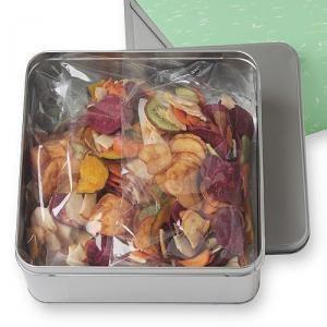 豆徳 7品目の国産野菜果物チップス 510g 170g×3袋入|aionline-japan
