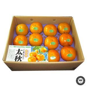 太秋柿 たいしゅうがき かきの王様 熊本県産 10〜14玉入り|aionline-japan