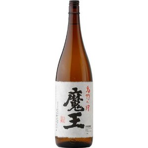 魔王 1800ml 芋焼酎 25度 鹿児島県 白玉醸造|aionline-japan