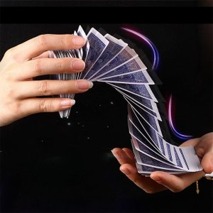 トランプ カードスプリングトランプ フルデックデック 滝カード ウォーターフォールトランプ カード引...