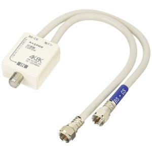 (木曜限定ポイント3倍) (10個セット)分波器 CSR7DW-P マスプロ 4K・8K対応 VU/BS(CS) CSR7DW-P aipit