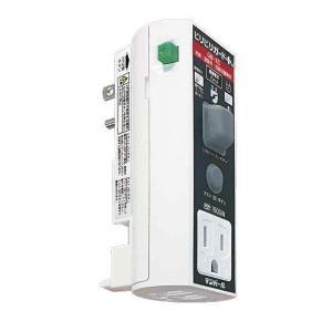 (木曜限定ポイント3倍) (送料無料)設置極付プラグ形漏電遮断器 テンパール工業 地絡・過負荷・短絡保護兼用 GBXC1515|aipit