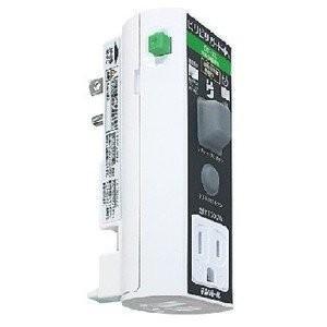 (木曜限定ポイント3倍) (送料無料)設置極付プラグ形漏電遮断器 ビリビリガードPlus テンパール工業 GT-XC 地絡保護専用|aipit