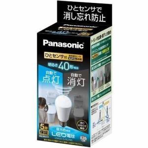 (木曜限定ポイント3倍) LED電球 LDA5D-G/KU/NS パナソニック ヒトセンサタイプ 5.0W(昼光色相当) aipit