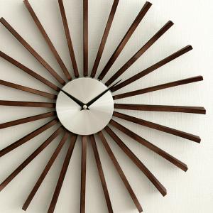 掛け時計 壁掛け時計 時計 おしゃれ 掛時計 クロック ウォールクロック ジョージネルソン 北欧 レ...