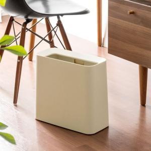 ゴミ箱 ごみ箱 おしゃれ ダストボックス おしゃれなゴミ箱 スリム リビング 袋が見えない イデアコ チューブラ― かわいい シンプル 北欧 インテリア 11.5L|air-r|05