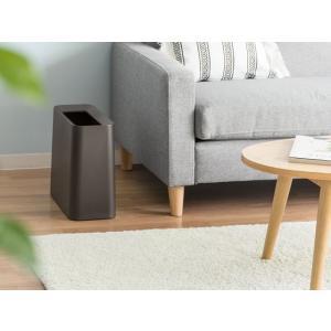 ゴミ箱 ごみ箱 おしゃれ ダストボックス おしゃれなゴミ箱 スリム リビング 袋が見えない イデアコ チューブラ― かわいい シンプル 北欧 インテリア 11.5L|air-r|06