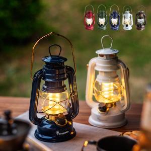 ランタン LED おしゃれ LEDランタン キャンプ アウトドア BBQ 室内 アンティーク調 インテリア 暖色 単三電池 電池式 防災 吊り下げ 置き型|air-r