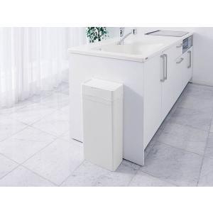 ゴミ箱 ごみ箱 おしゃれ 密閉 蓋付き フタ付き オムツ ペット 生ごみ 臭わない 漏れない ダストボックス 25L シンプル キッチン 蓋付きゴミ箱|air-r|03
