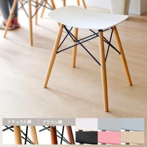 スツール 椅子 イス 木製 おしゃれ 北欧 シンプル 玄関スツール ホワイト チェア チェアー モダン シェルチェア デザインスツール 人気 リビング ダイニング|air-r