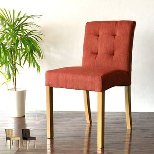 ダイニングチェア 2脚セット チェア 北欧 木製 椅子 イス ダイニング チェアー おしゃれ かわいい シンプル ナチュラル ブラウン ベージュ レッド|air-r