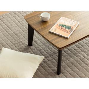 こたつテーブル 長方形 90cm幅 おしゃれ こたつ本体 コタツテーブル 木製 北欧 炬燵 rローテーブル リビングテーブル モダン シンプル ミッドセンチュリー|air-r|04