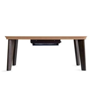 こたつテーブル 長方形 90cm幅 おしゃれ こたつ本体 コタツテーブル 木製 北欧 炬燵 rローテーブル リビングテーブル モダン シンプル ミッドセンチュリー|air-r|06