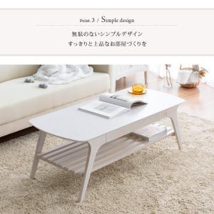 ローテーブル リビングテーブル おしゃれ 北欧 木製 センターテーブル 収納付き 引き出し 棚付き シンプル モダン カフェ ナチュラル リビング テーブル|air-r|13