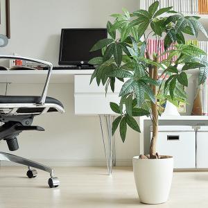 光触媒 観葉植物 パキラ 人工観葉植物 お手入れ...の商品画像