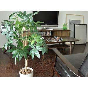 光触媒 観葉植物 パキラ 人工観葉植物 お手入...の詳細画像5