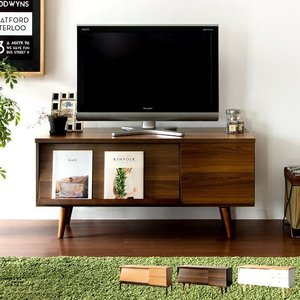 テレビ台 ローボード テレビボード おしゃれ 収納付き 120cm幅 テレビラック 木製 家具 北欧 モダン シンプル リビングボード|air-r
