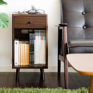サイドテーブル おしゃれ 木製 北欧 ソファーサイドテーブル サイドチェスト ソファテーブル ナイトテーブル コンセント リビング 寝室 シンプル モダン air-r