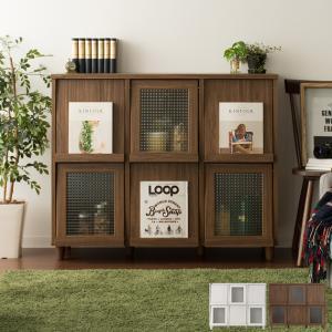 収納ラック 収納棚 おしゃれ 木製 ディスプレイラック 本棚...