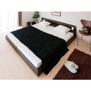 ベッド ロータイプベッド ワイド キング 木製 すのこ フロアベッド PALATE パレート フレーム単体販売 ワイドキング200 シンプル 北欧 モダン air-r 04