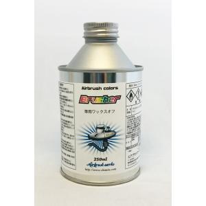 エアブラシ専用塗料Brushre 専用ワックスオフ250cc airbrushworks