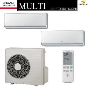 HITACHI日立システムマルチエアコンRAC-53C2S2-E|aircon-saikuu