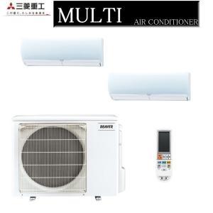 三菱重工フリーシステムマルチSCM52N2-AA|aircon-saikuu