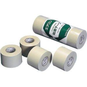 イナバ 粘着テープ(50mm幅×20m) HV-50(アイボリー)|aircon-station