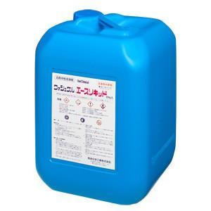 クーリングタワー用洗浄剤 エースリキッド 20kgポリ容器|aircon-station