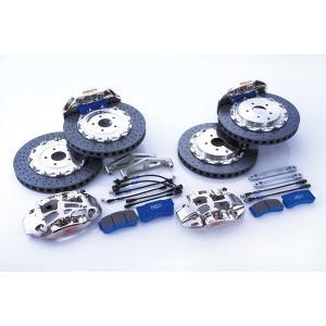 【エンドレス】レクサス LC500 URZ100 RacingMONO6GT&MONO4GT CMC ローター仕様