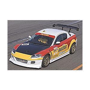 【パンスピード】RX-8 GTシリーズ フロントワイドフェンダー