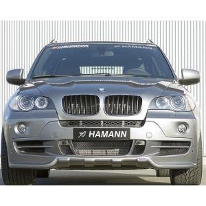 【ハーマン】BMW X5 E70 フロントスポイラー