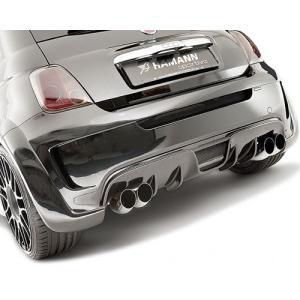 メーカーコード : 18 500 130 商品名 : FIAT 500 リアバンパー ジャンル : ...