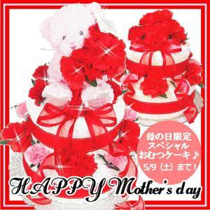 母の日/おむつケーキ/出産祝い/お誕生日お祝い/ギフト/限定...