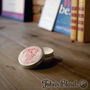 Jons Blend ジョンズブレンド フレグランスハンドクリーム MUSK BLOSSOM ムスク...
