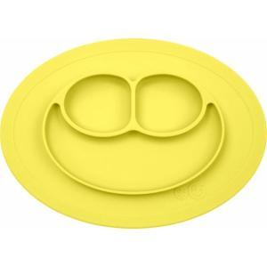 ezpz (イージーピージー)Mini Mat レモン 驚きの吸着でひっくり返らない! ベビー食器 シリコン製 ランチョンマット プレゼント ギフト|airleaf