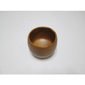 送料無料 木製アカシア食器 おしゃれ かわいい 北欧 ナチュラル 小物入れ スープ入れ ライスボール AC-3021m Rice Bowl|airleaf