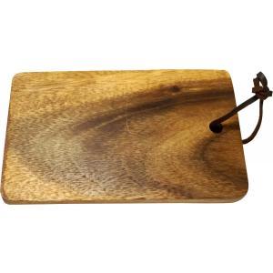 〔木製アカシア食器〕 おしゃれ かわいい 北欧 ナチュラル まな板 プレートボード ac-9036m Rect.Cut Board 21|airleaf