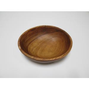 〔木製アカシア食器〕 おしゃれ かわいい 北欧 ナチュラル 小物入れ オーバルボール AC-3024m Ovel Bowl 17アカシア プレート木目|airleaf