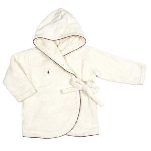 [キッズ・ベビー][送料無料]オルネット Oh dear パイルバスローブ ブラウン ベビー衣料 今治タオル ベビー ギフト プレゼント 出産祝い いい買い物の日 2018|airleaf