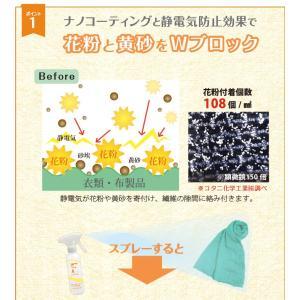 〔フェアリール〕送料無料!100日ブロック! 花粉用 花粉・黄砂ブロック/PM2.5対策スプレー 150ml  花粉グッズ|airleaf|04