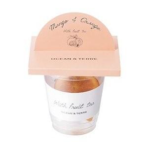 [ハロウィンカラー]With フルーツティー マンゴー&オレンジ 1個 紅茶 お茶 ティーバッグ フルーツティー プレゼント ギフト[ポイント消化]|airleaf
