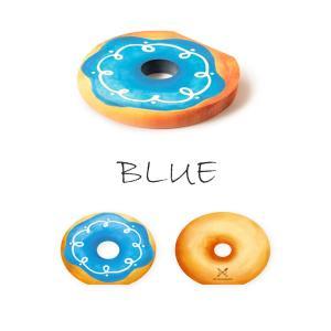 〔新商品〕MEMO PAD DOUGHNUT BLUE PEN&DELI メモ帳 メモパッド かわいい ユニーク おしゃれ 文房具 ステーショナリー|airleaf