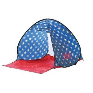 送料無料 BSポップアップテント スター  テント ポップアップ式 スター 星 プレゼント ギフト アウトドア|airleaf